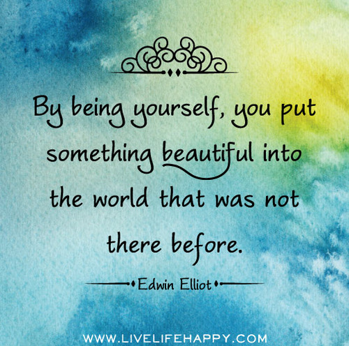 Quotes About Being Yourself: 14 Inspirational Quotes For 2014